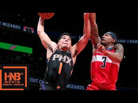 Phoenix Suns vs Washington Wizards Full Game Highlights | 12/22/2018 NBA Season