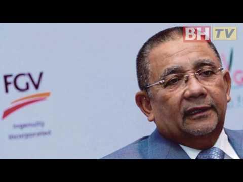Isa rela hati lepas jawatan Pengerusi FGV - PM