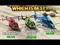 GTA 5 ONLINE : SUPERVOLITO VS SUPERVOLITO CARBON VS VOLATUS (WHICH IS BEST?)