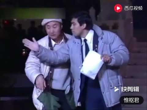 陈佩斯朱时茂早期小品拍电影片段,大多数人没有看过