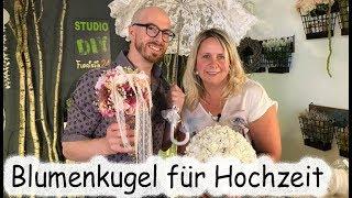 Floristik24 Hochzeitsdeko - Tischschmuck selber machen