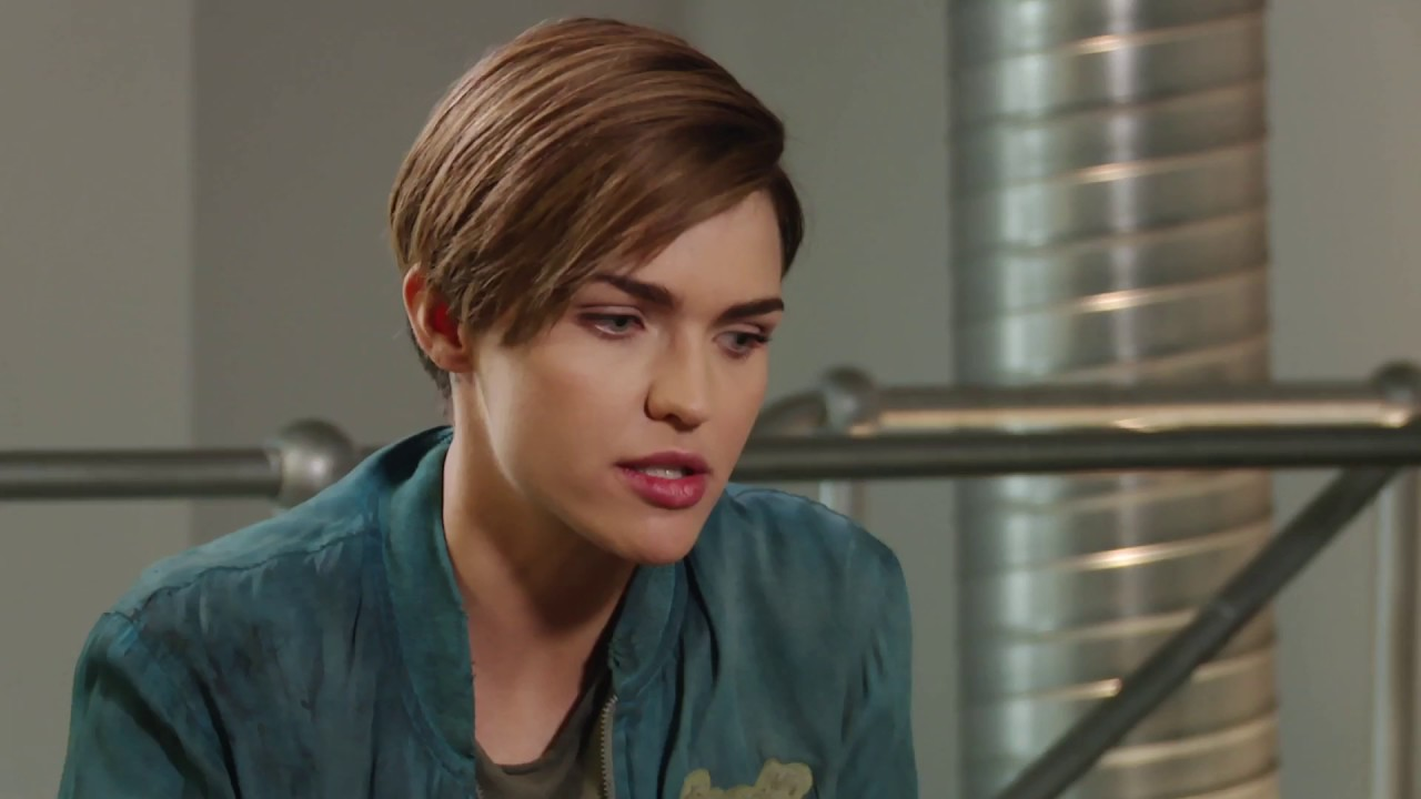 "Ruby Rose Drops Resident Evil The Final Chapter Movie: RESIDENT EVIL: THE FINAL CHAPTER (2017) Featurette ""The"