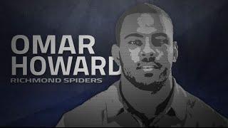 #CAAFB Game Day: Omar Howard - Richmond