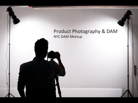 Product Photography & DAM - NYC DAM Meetup