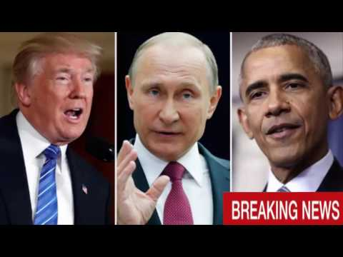 BREAKING:Obama should have done more to counter Russia's election meddling, top Dem says