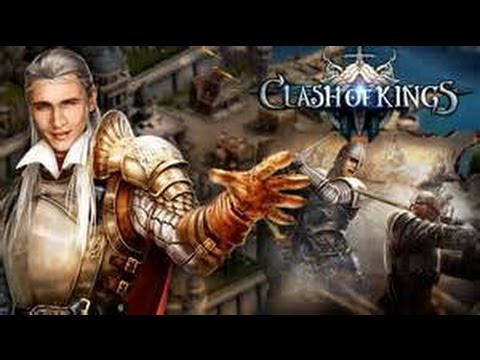 Clash Of Kings Part 1 -  Building My Territory