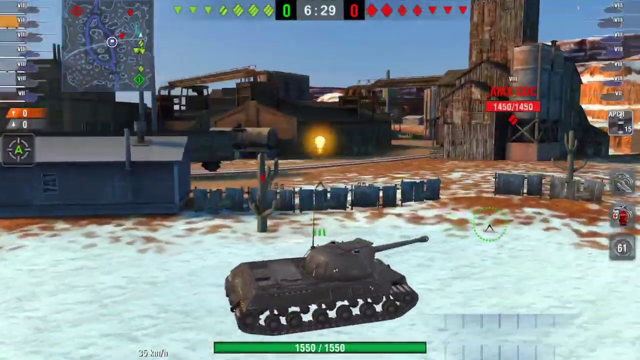 IS-3 Defender Review - Solid but Showing Its Age - World of Tanks Blitz