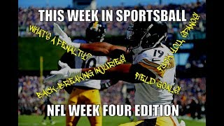 The Week in Sportsball: NFL Week Four Edition