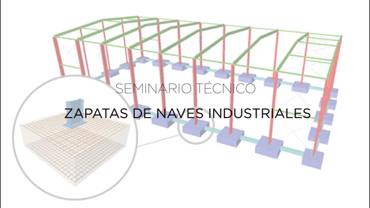 Tutorial c lculo de zapatas de naves industriales youtube - Naves industriales de diseno ...