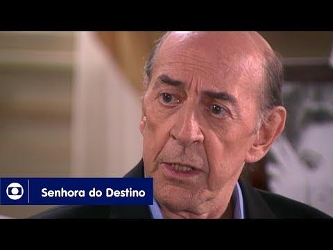 Senhora do Destino: capítulo da novela 179, terça, 21 de novembro, na Globo