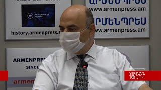 Հրդեհների 99 տոկոսը մարդկանց պատճառով է լինում․ Սերգեյ Հայրապետյան