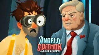 АДСКАЯ ПОЛИТИКА И ПСИХ-ЗАЩИТНИК ► Angelo and Deemon #2