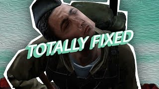 So They DIDN'T Fix DayZ...
