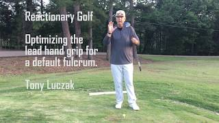 How to set the Lead Hand Grip.