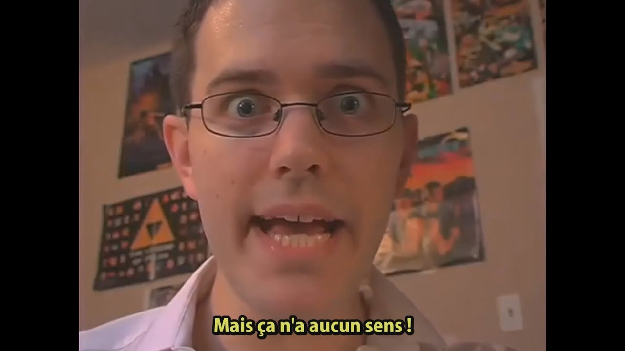 Angry Video Game Nerd 32 - Atari Porn Vostfr - Youtube-7988