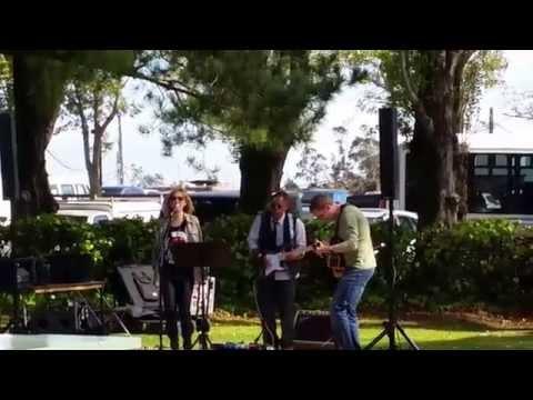 Julie Courtney and Doug Nichols - Floating Homes Tour - 9-20-14
