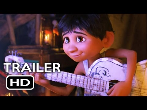 Thumbnail: Coco Trailer #1 (2017) Gael García Bernal Disney Pixar Animated Movie