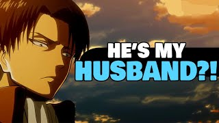 Repeat youtube video Everything Wrong With: Attack on Titan (Female Titan Arc)