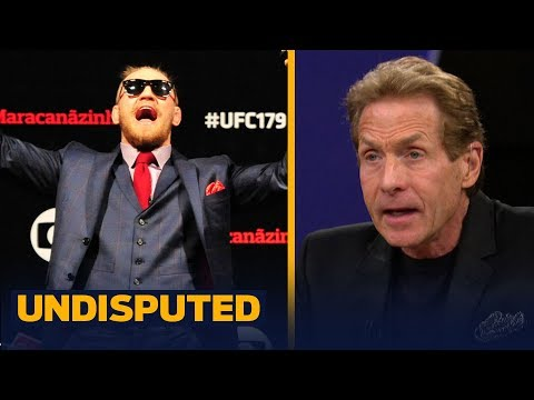 Skip and Shannon react to Conor McGregor attacking a bus of fighters at UFC media day | UNDISPUTED
