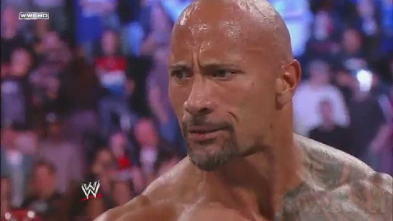 Images Of The Rock Wwe: The Rock WWE Hall Of Fame 2016 Induction Video