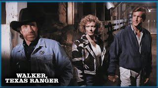 Walker Mocks Alex's Boyfriend | Walker, Texas Ranger