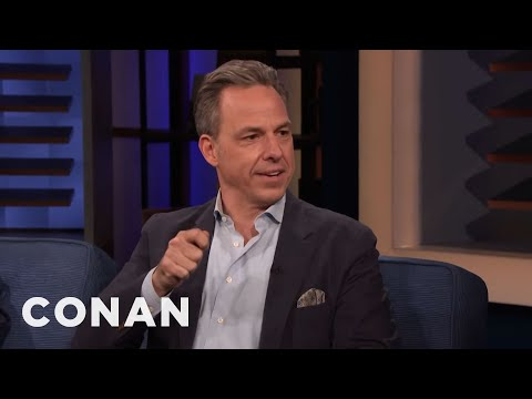 Jake Tapper: Trump Is Not A Self-Deprecating Fellow - CONAN on TBS