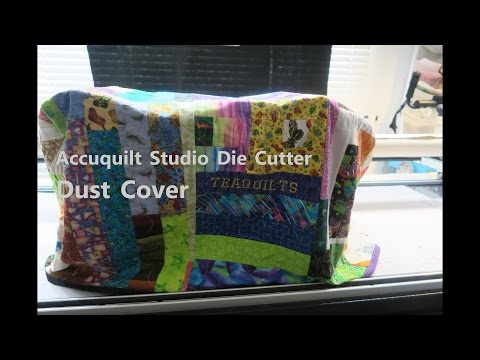 Accuquilt Studio Die Cutter Machine Dust Cover