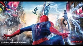 The Amazing Spider-Man 2 opening theme ( Spider-Man The Animated Series)