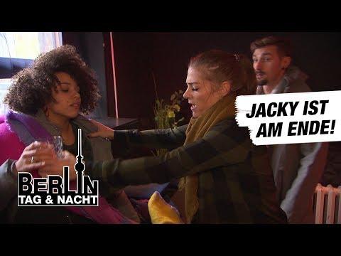 Berlin - Tag & Nacht - Jacky stürzt ab! #1620 - RTL II
