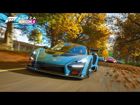 Forza Horizon 4 Gameplay! (E3 2018 Demo Gameplay)