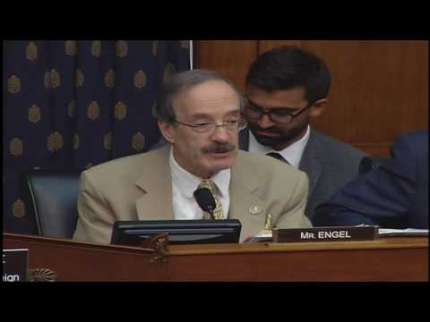 7.25.17. RM Engel Remarks on Authorization for the Use of Military Force (AUMF)