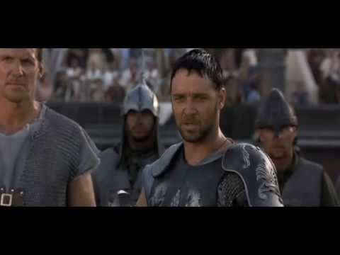 OA  08 Gladiator 'Mi Nombre es Maximo Decimo Meridio' Español Latino 1