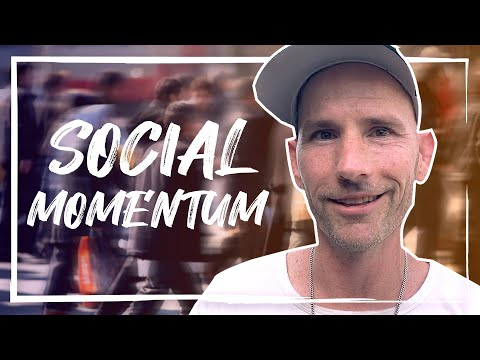 How To Be MORE SOCIAL? Keeping Social Momentum!