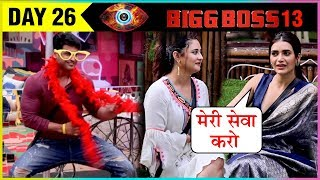Karishma Tanna Enters The House | Siddharth And Paras Pole Dance | Bigg Boss 13 Episode Update