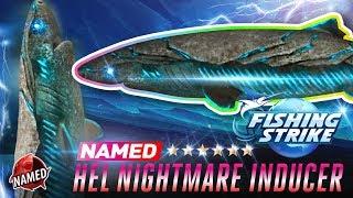 【釣魚大亨 Fishing Strike】 Named fish Hel the Nightmare Inducer Greenland Shark Northsea