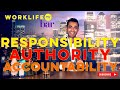 RESPONSIBILITY, AUTHORITY AND ACCOUNTABILITY - TEAM ROLES & RESPONSIBILITIES (TIPS & ADVICE)