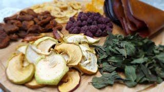 Лучший способ заготовить любые овощи фрукты и ягоды на зиму в сушилке Мастерица! Фруктовая пастила.