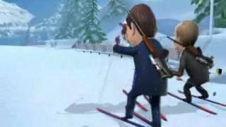 Путин и Медведев на Олимпиаде в Ванкувере(Мульт личности 2010. (Использована запись Первого канала.), 2010-12-31T15:38:15.000Z)