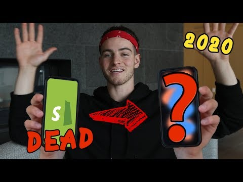 SHOPIFY IS DEAD | New Dropshipping Method 2020