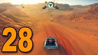 Mad Max - Part 28 - Death Races! (Let