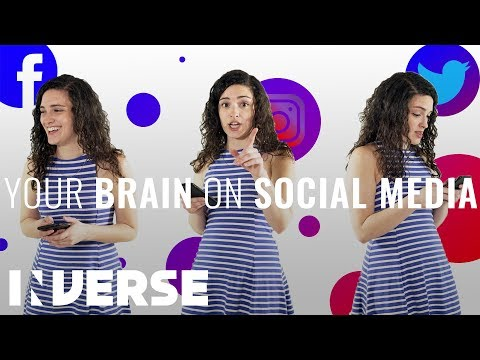 Your Brain On Social Media | Inverse