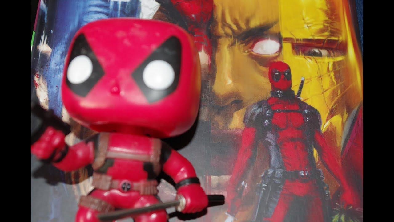 Marvel Deadpool Chaussettes