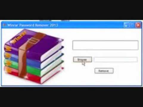 free rar password remover