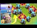 UNLEASH THE BEASTS!! - Clash Of Clans - NEW MAX LEVEL!