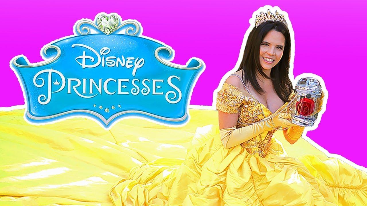 Coleccion De Carteras Princesas Disney Camila Guiribitey El