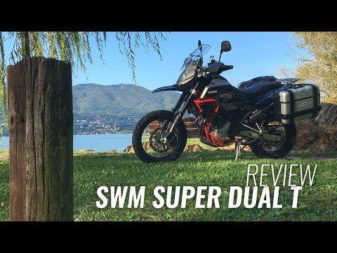 SWM Super Dual T 2017 - la prova completa di Motoreetto