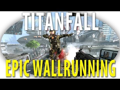 Titanfall: Epic Freerunning / Parkour Kills (Still Alive Mirrors Edge Remix)