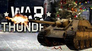 War Thunder - ЗИМНЯЯ КАТКА В НОВОМ ГОДУ #55