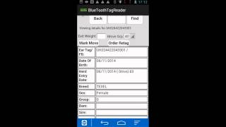 How to View Animal Cards in the FarmWizard App
