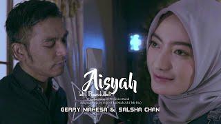 Aisyah Istri Rasulullah - Salsha Chan Feat Gerry Mahesa (Lyric)
